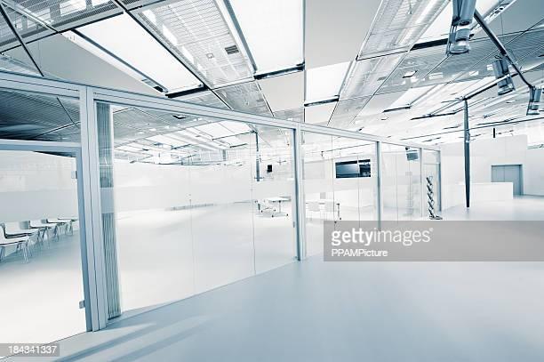 Vide bureau moderne