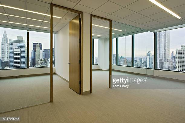 Empty office in Manhattan