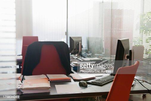 Empty office : Stock Photo
