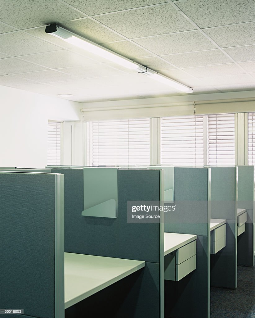 Empty office : Stock Photo