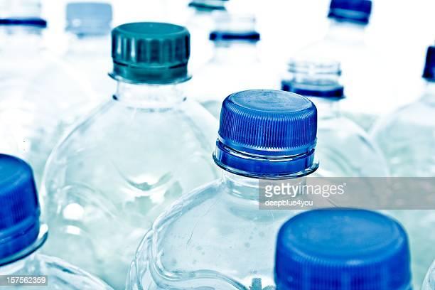 空のプラスチックボトル