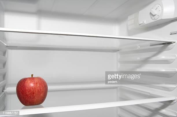 Empty refrigerator #3