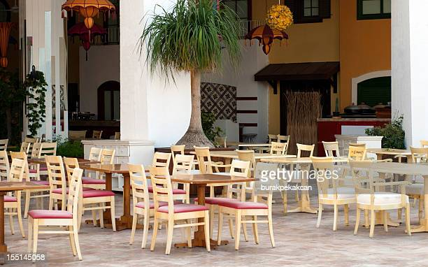 Empty Restaurant, North Cyprus
