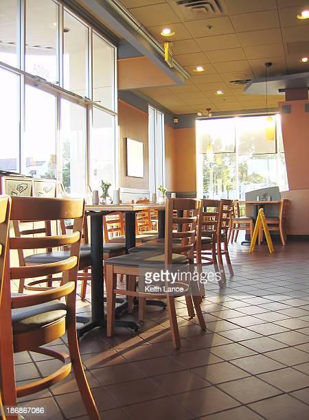 Leere Restaurant
