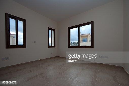 empty room : Stock Photo