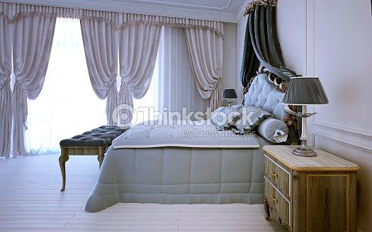 Vide Chambre à Coucher Royale De Neoclassic Design Photo | Thinkstock