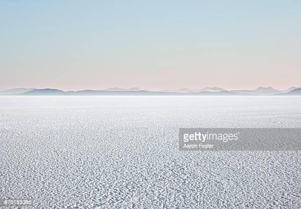 Empty Salt Flats