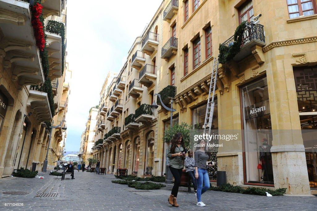 Lebanon Waits For Prime Minister Hariri's Return