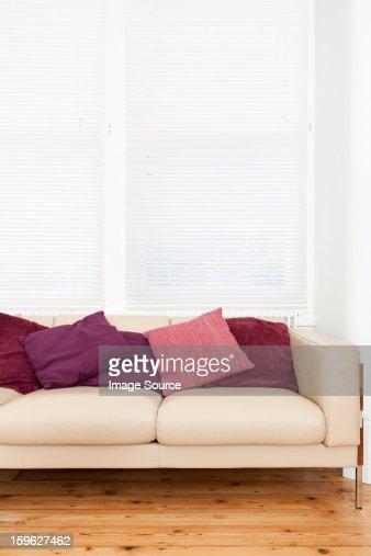 Empty sofa
