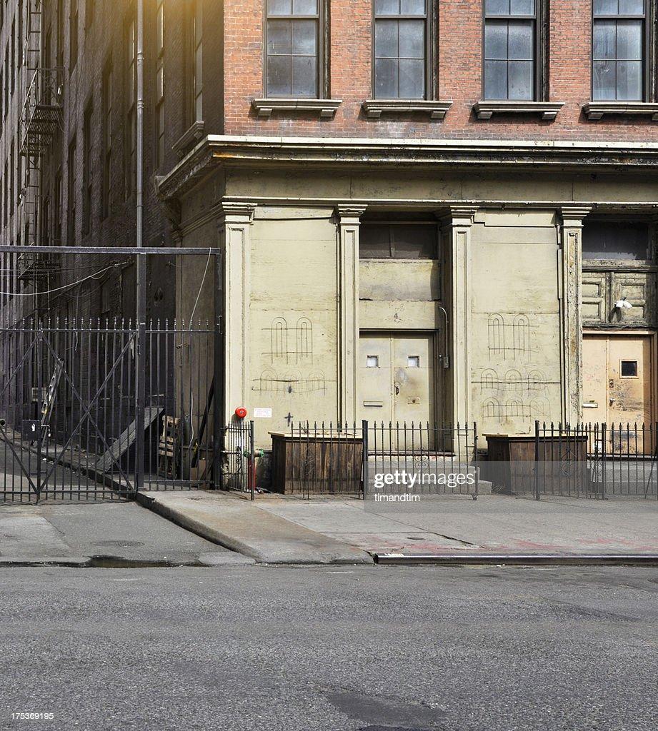Empty street : Photo