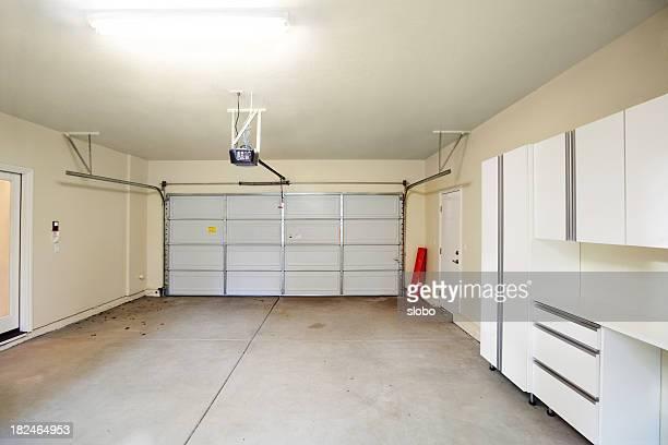 Vide Garage pour deux voitures