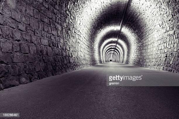 Vide undeground tunnel