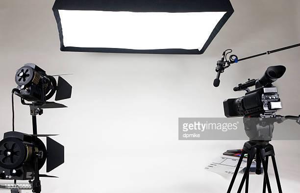 empty video set