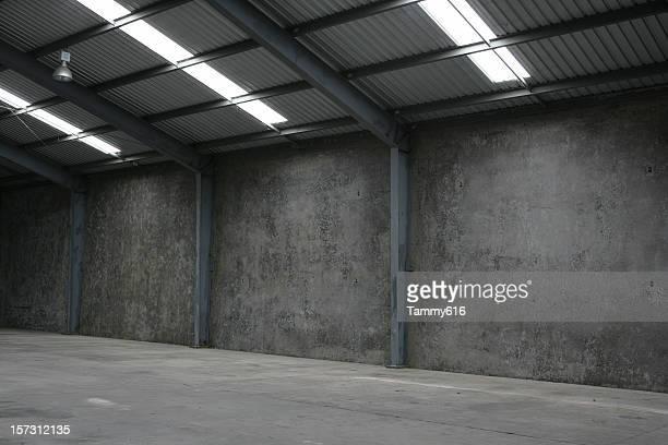 Empty Warehouse