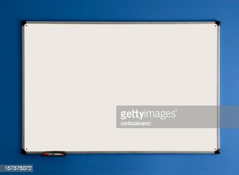 Empty Whiteboard