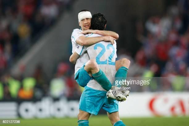 Emre ASIK / Hamit ALTINTOP Suisse / Turquie Euro 2008