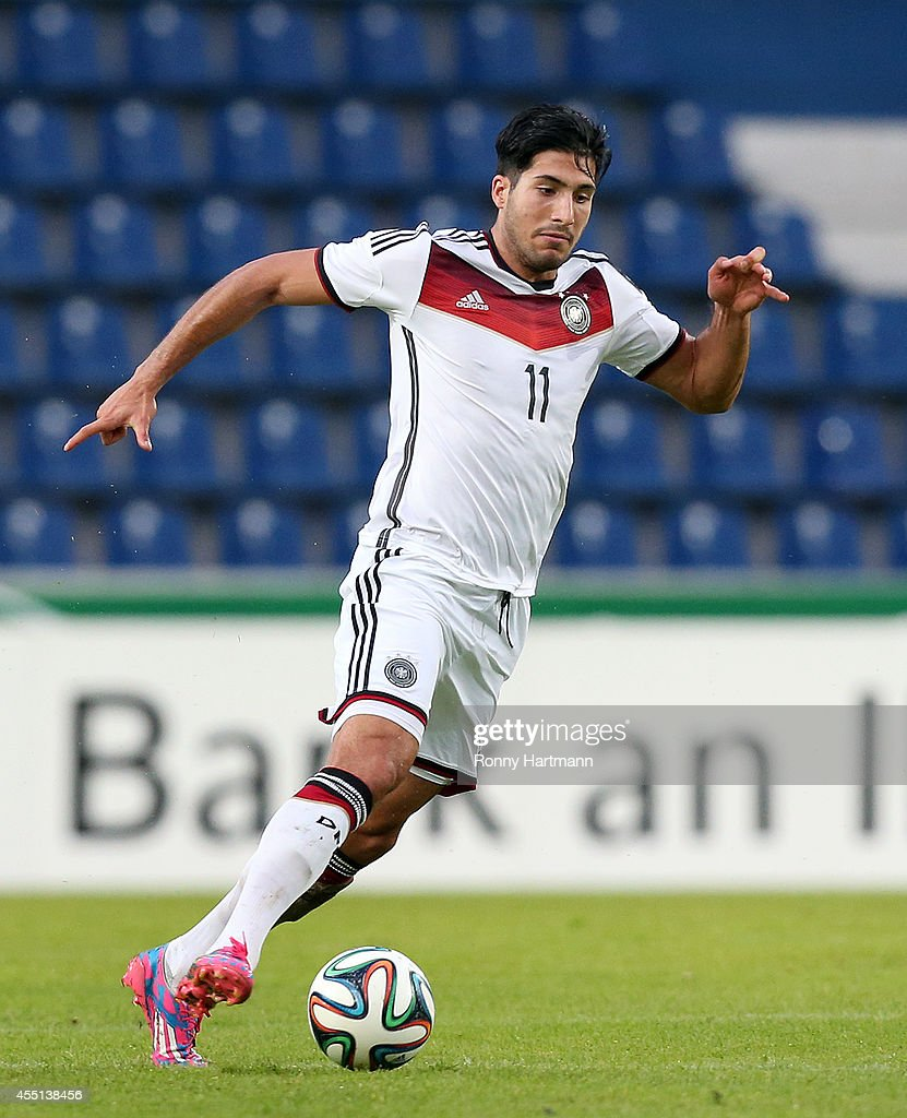 Germany U21 v Romania U21 - 2015 UEFA European U21 ...