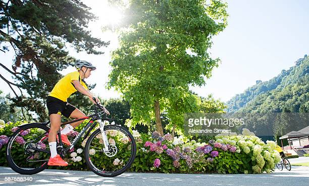 Emre Mor of Borussia Dortmund during a training session on the training ground of Bad Ragaz during Borussia DortmundÕs summer training camp on August...