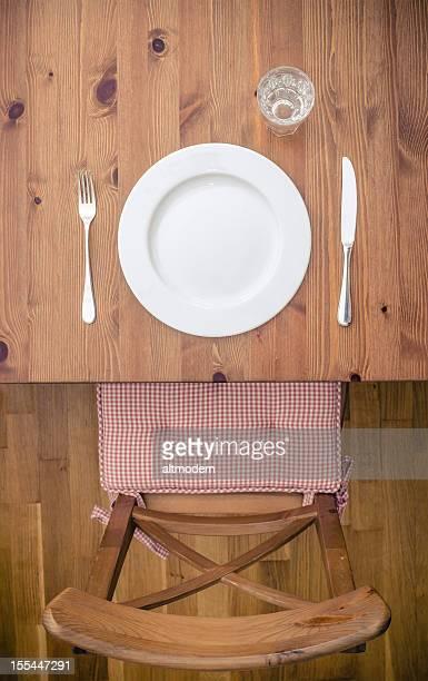 emty plate