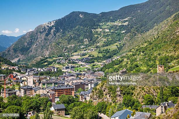Encamp in the Principality of Andorra