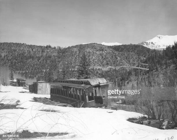 End of Line Came Long Ago Vance Junction eight miles down the San Miguel River from Telluride Colo never became a town But it was a busy place once...