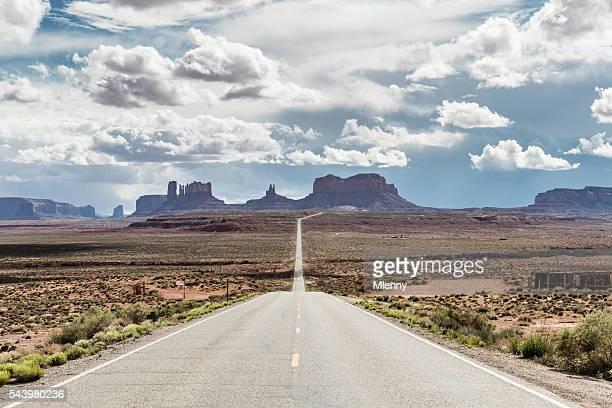"""Innombrables l """"autoroute Forrest Gump Point de Monument Valley"""