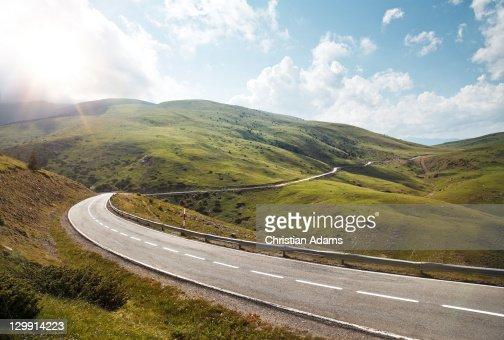 Endless Mountain Road