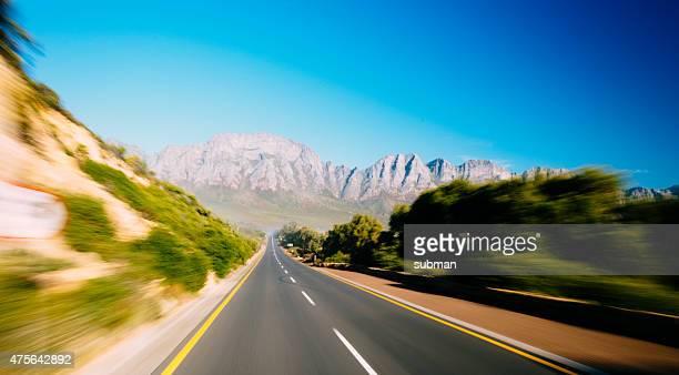 Endlose Road