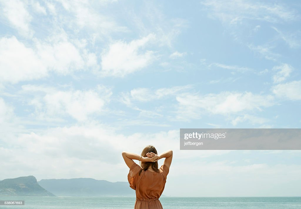 Endless space to dream : Stock Photo