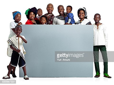 WE endorse family : Stock Photo