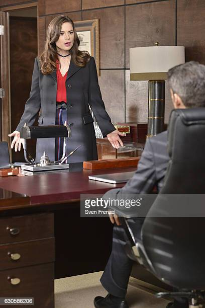 CONVICTION 'Enemy Combatant' Former President Morrison pays Hayes an unexpected visit and lobbies her to take on the case of Omar Abbas a...