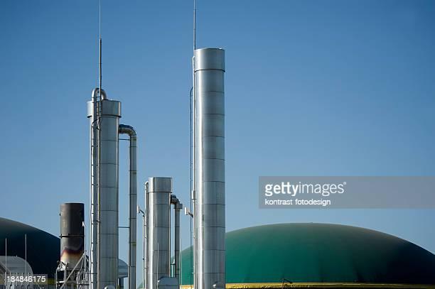 Energiewende, Bioenergie, Biogas energy, Germany.
