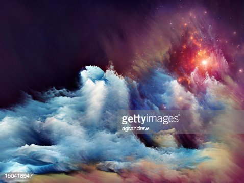 Energy of Dream : Stock Photo