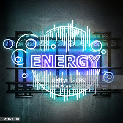 Energy : Stock Photo