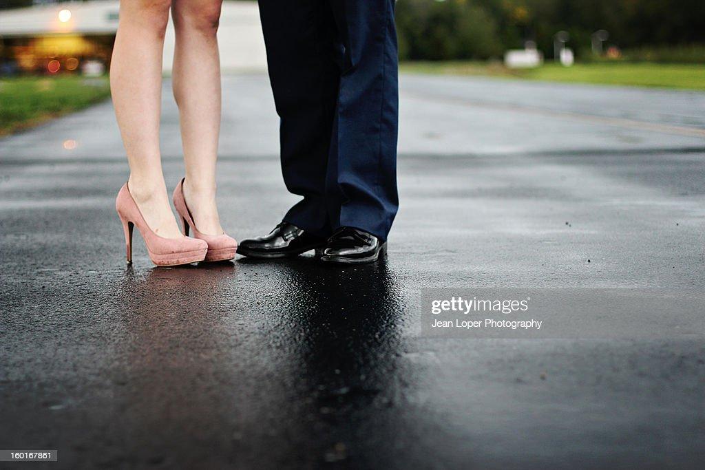 Engaged : Stock Photo