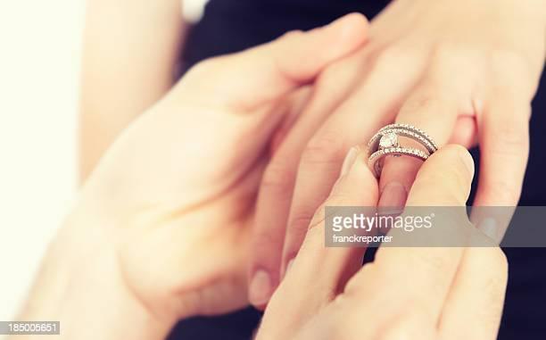 Engagement for St. Valentine