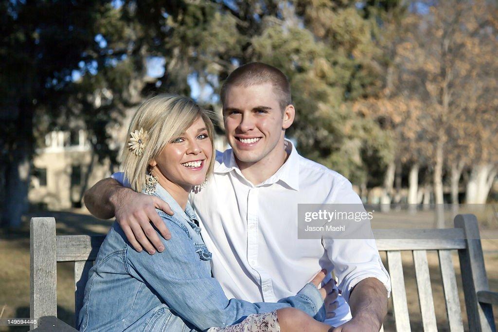 Engagement : Stock Photo