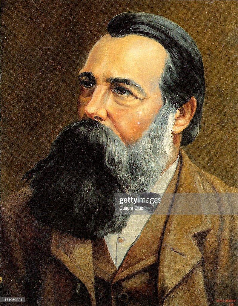 F Engels German Philosopher