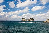 Engetsu island, Wakayama Prefecture, Honshu, Japan
