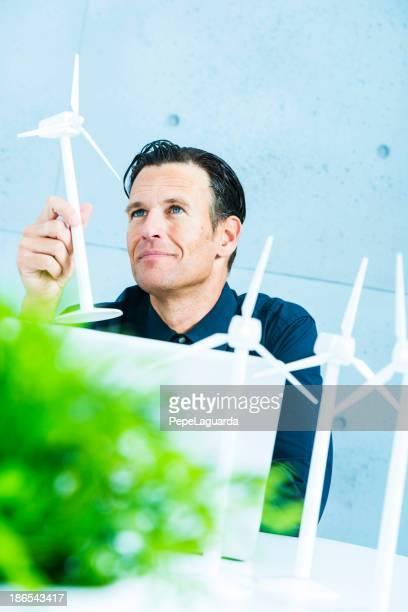 Ingeniero la lucha contra el cambio climático
