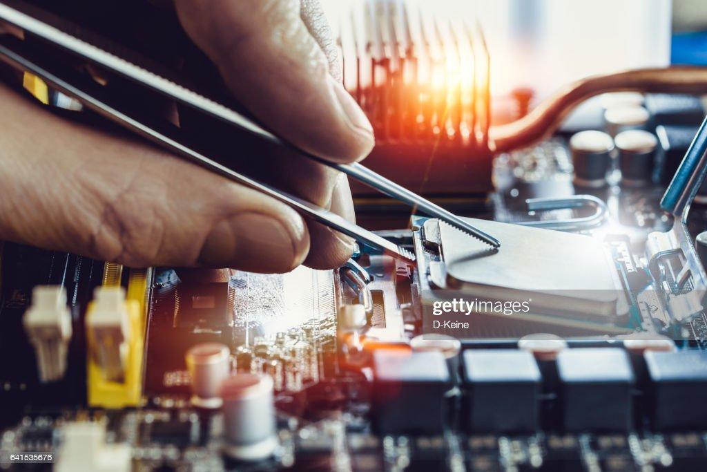 Engineer : Stock Photo
