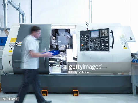 Engineering: Cnc Lathe?