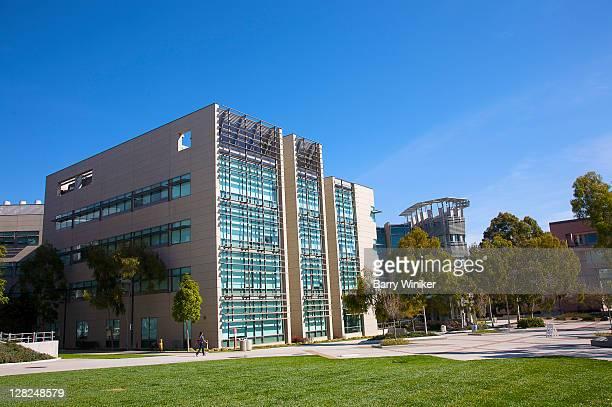 Engineering Quad at University of California at San Diego, La Jolla, California