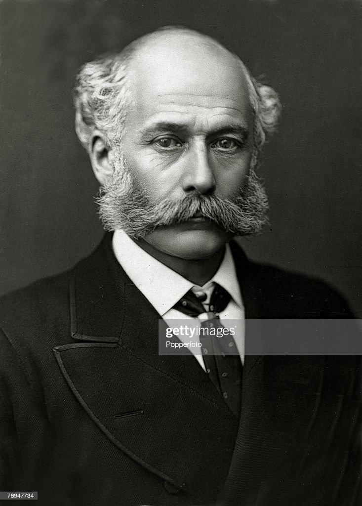circa 1870&#39;s, Sir <b>Joseph William</b> Bazalgette, (1819-1901) British civil ... - engineers-personalities-pic-circa-1870s-sir-joseph-william-bazalgette-picture-id78947734