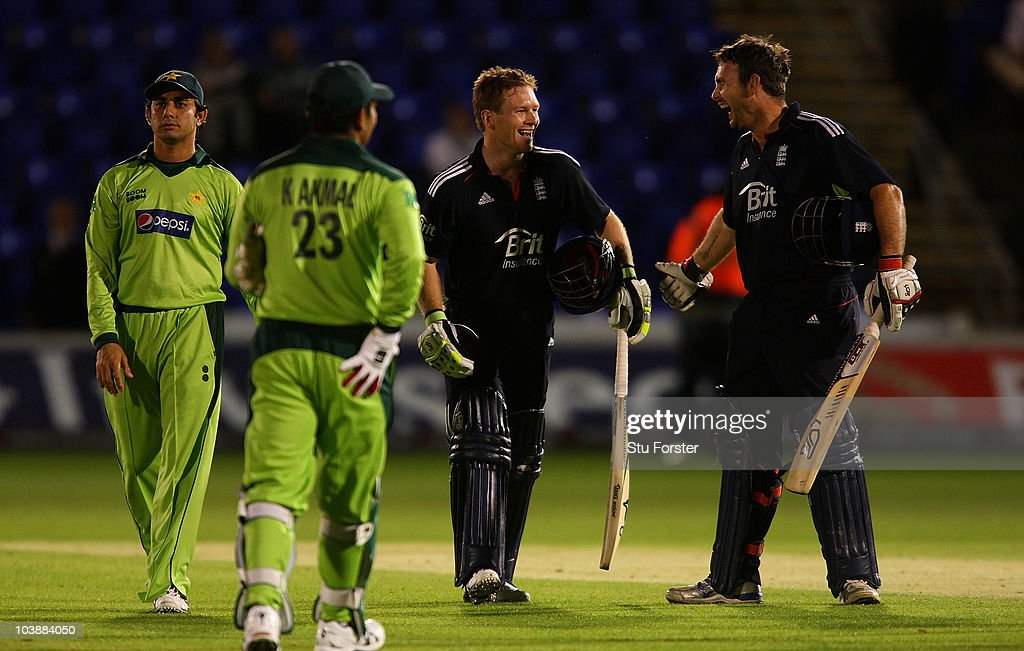England v Pakistan - NatWest T20 International