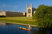 England, Cambridgeshire, Cambridge, Kings College