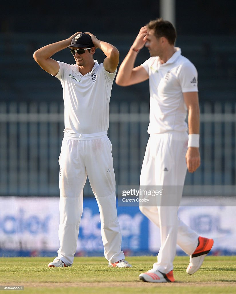Pakistan v England - 3rd Test: Day Three