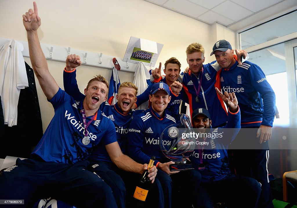 Best Of England v New Zealand ODI Royal London One-Day Series 2015