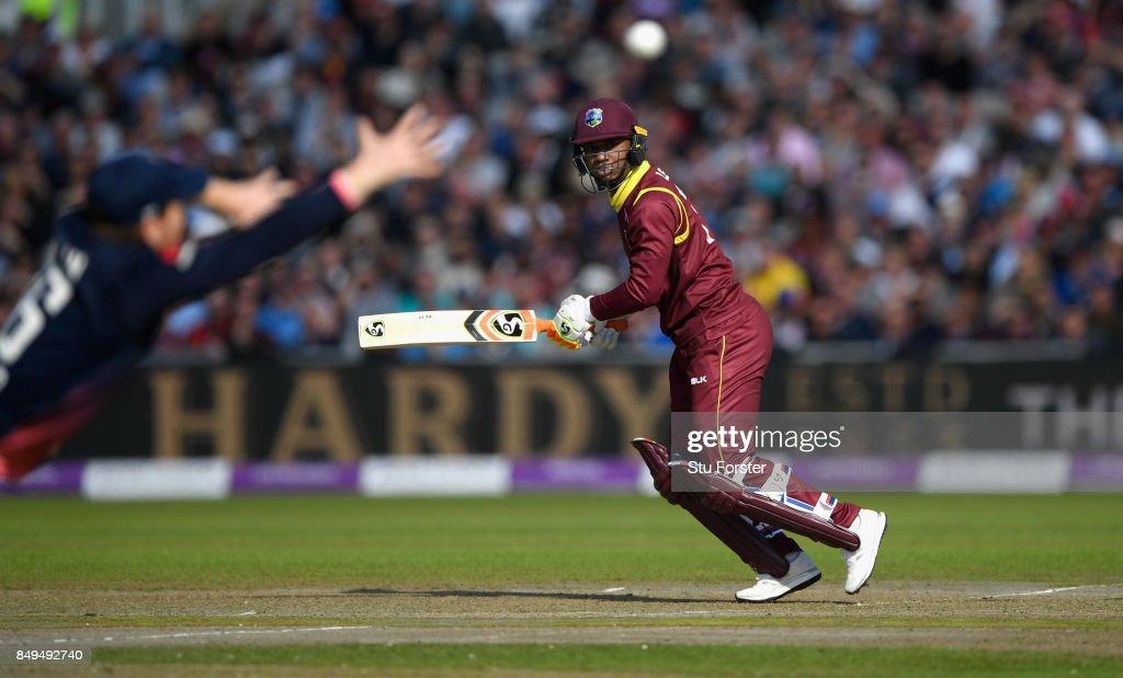 England v West Indies - 1st Royal London One Day International