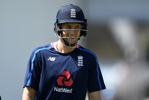 England & South Africa Net Sessions : News Photo